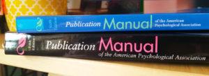 APAスタイルで注意すべき英語論文ライティングの60のルール